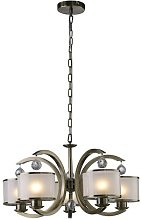 Falmer Drum Chandelier ClassicLiving