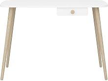 Falmouth Desk Mikado Living Colour: White