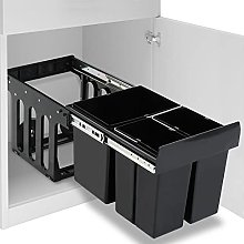 FAMIROSA Kitchen Cupboard Pull-out Recycled