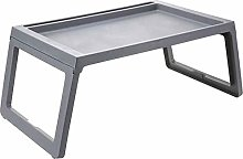 Famyfamy Bed Tray Table, Foldable Lap Bed