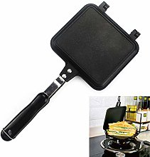 Famyfamy Sandwich Toaster Grill,Non-Stick Dual