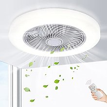 Fan Ceiling Lamp Ceiling Fan with Lighting LED 72W