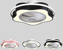 Fan Ceiling Light, 63cm 60W Modern Invisible