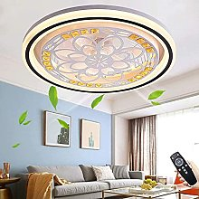 Fan Ceiling Light Remote Control Silent Ceiling