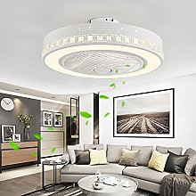 Fan Ceiling Lighting with Remote Control Dimmable