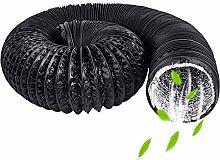 Fan Ducting, HG POWER φ100mm Aluminium Flexible