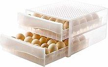 Fancylande Egg Holder Tray for Fridge Storage,
