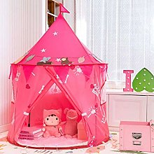 fancyU Childrens Tent Indoor, Princess Castle Play