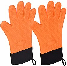 FANGCHENG Glove Silicone Oven Gloves Outdoor