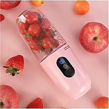 Fangzwl Mixer Cup 480ML Portable Electric Juicer