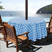 Fanjow® Outdoor Tablecloth Waterproof Table Cloth