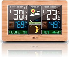 FanJu FJ3378 Weather Station with Alarm and