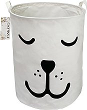 FANKANG Large Laundry Hamper Bucket Waterproof