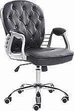 FANLIU Computer Chair Mid Back Office Chair