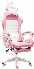 FANLIU Gaming chair home office game girl heart