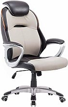 FANLIU Office Chair with High Back Large Seat and