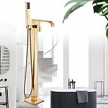 FANLLOOD Shower system Golden Bathtub Shower