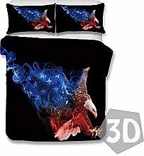Fansu Bedding Duvet Cover Sets 3d Animal Print,