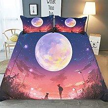 Fansu Duvet Cover Set Bedding Pillowcases Set,