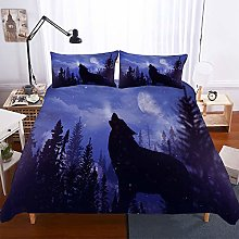 Fansu Duvet Cover Set Bedding Pillowcases Set,