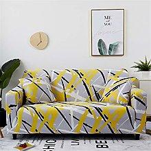 Fansu Elastic sofa cover, Non Slip Elastic Full