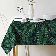 Fansu Tablecloth Rectangular Waterproof, Nordic