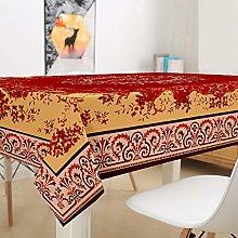 Fansu Waterproof Table Cloths, Bohemian Rectangle