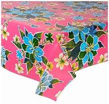 Fantastik - Hibisco Pink Oilcloth