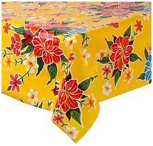 Fantastik - Hibiscus Yellow Oilcloth