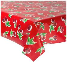Fantastik - Red Cherry Oilcloth