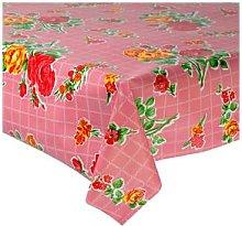 Fantastik - Rosedal Rosa oilcloth