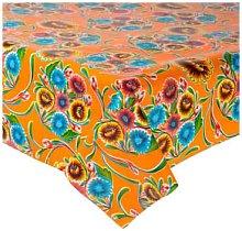 Fantastik - Sweet Orange Flower Oilcloth