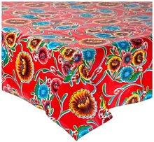 Fantastik - Sweet Red Flower Oilcloth