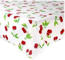 Fantastik - White Cherry Oilcloth