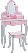 Fantasy Fields Little Princess Rapunzel Vanity Table & Stool