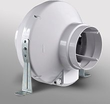 Fantronix Brand New in Line Duct Mounted Extractor