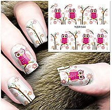 Fanxing Water Decals Nail Art Transfer Stickers