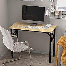 Farelves Folding Computer Desk Table Home Office