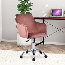 Farelves Office Chair for Home Velvet Desk Chair