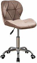 Farelves Velvet Desk Chair for Home Office