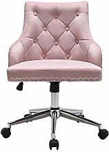 Farelves Velvet Office Chair Desk Chair Computer