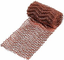 Farfly 1 Meter 4 Wires Pure Copper Mesh Woven