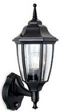 Faro - 1 Light Outdoor Wall Lantern - Uplight With
