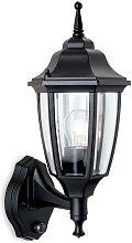 Faro - 1 Light Outdoor Wall Lantern - Uplight With
