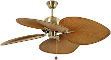 Faro CUBA - Old Gold Ceiling Fan