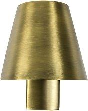 Faro Le Petit - Satin Gold Wall Lamp
