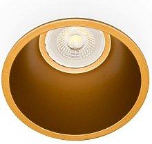 Faro Lighting - Faro Fresh - Gold Round Downlight
