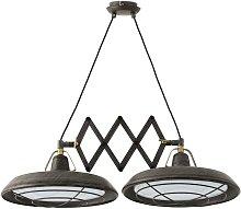 Faro Lighting - Faro Plec - LED 2 Light Double