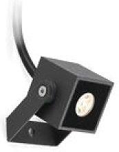 Faro Oki - Outdoor LED Spotlight Dark Grey 2W IP65