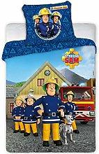 Faro Tekstylia Fireman Sam 038 Children's Bed